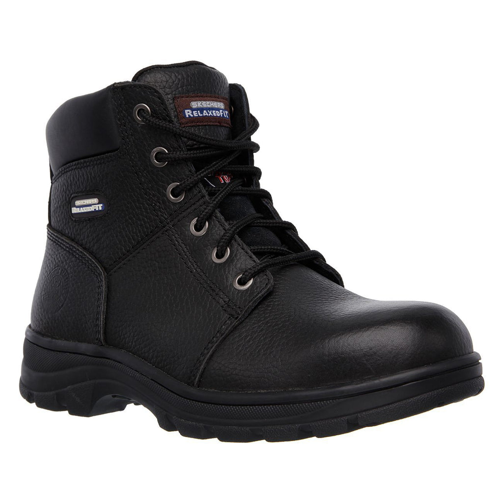 Skechers Work Relaxed Fit – Workshire ST Safety Boots-ShoeShoeBeDo