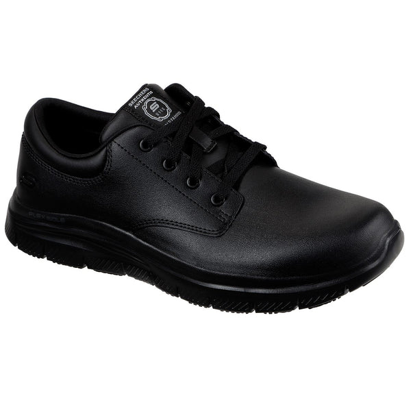 Skechers Work Relaxed Fit: Flex Advantage – Fourche SR Shoes