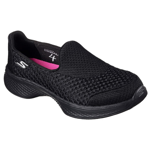 Skechers Go Walk 4 - Kindle Trainers-ShoeShoeBeDo