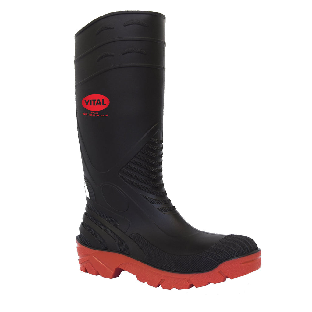 Himalayan 8814 Safety Wellingtons-ShoeShoeBeDo