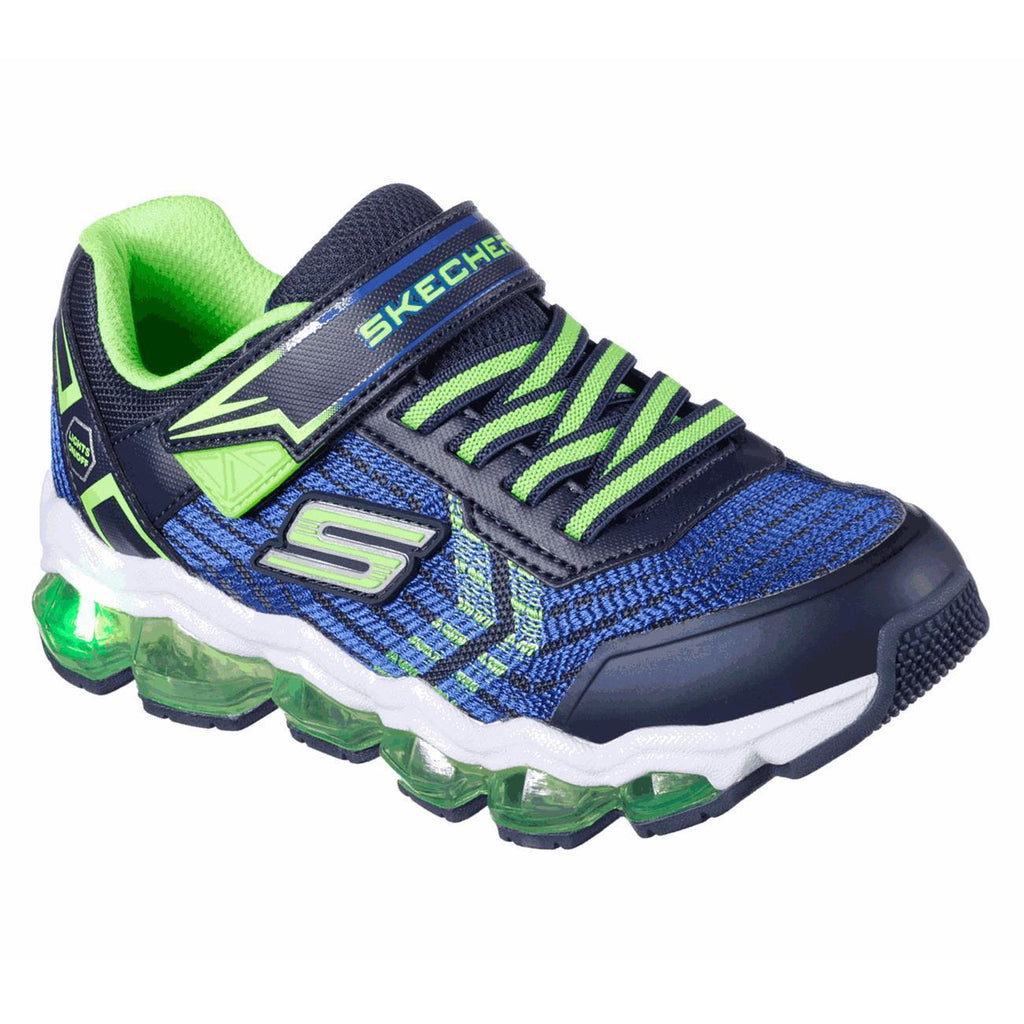 Skechers S Lights: Turbo - Flash Trainers-ShoeShoeBeDo