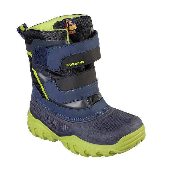 Timberland Puddle Stomper Toddlers Navy Wellington Boots