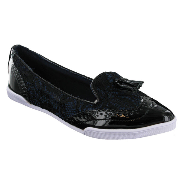 Butterfly Twists Adrienne Flats