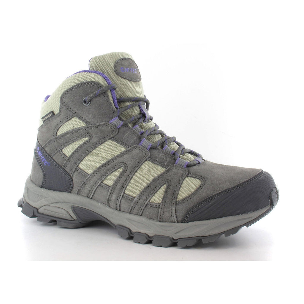 Hi-Tec Alto Waterproof Lightweight Hiking Walking Ankle Boots