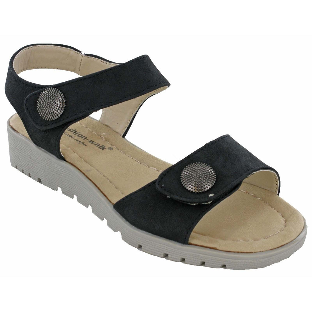 Cushion Walk Bisa Sandals-ShoeShoeBeDo