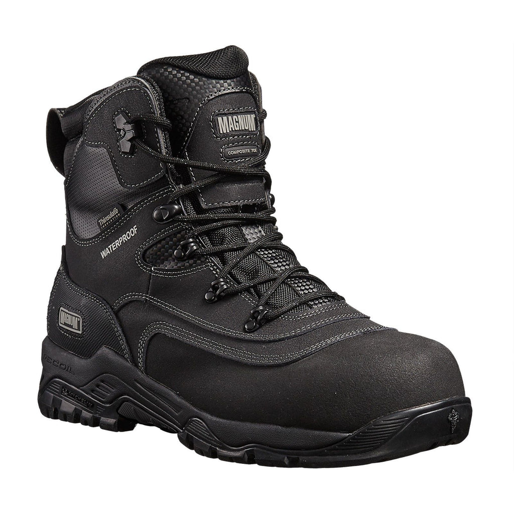 Magnum Broadside 8.0 Safety Boots-ShoeShoeBeDo
