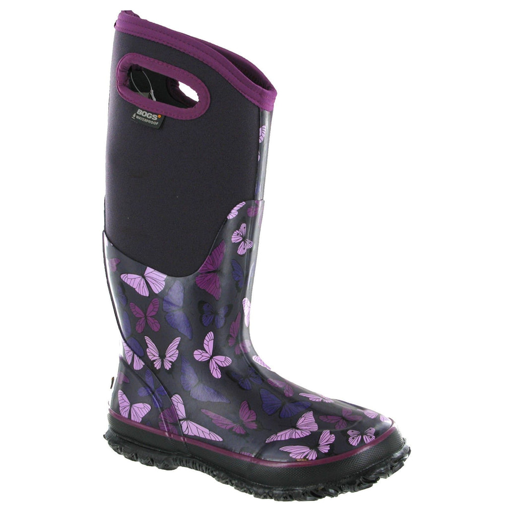 Bogs Butterfly Wellington Boots