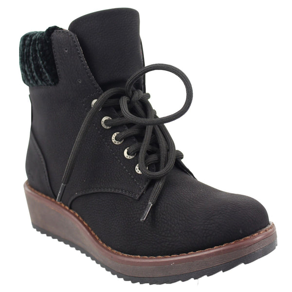 Blowfish Chomper Ankle Boots-ShoeShoeBeDo