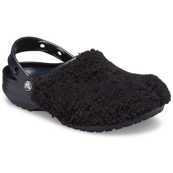Crocs Fuzz Mania Clogs