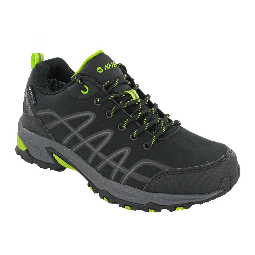 Hi-Tec Corvus Low Trainers-ShoeShoeBeDo