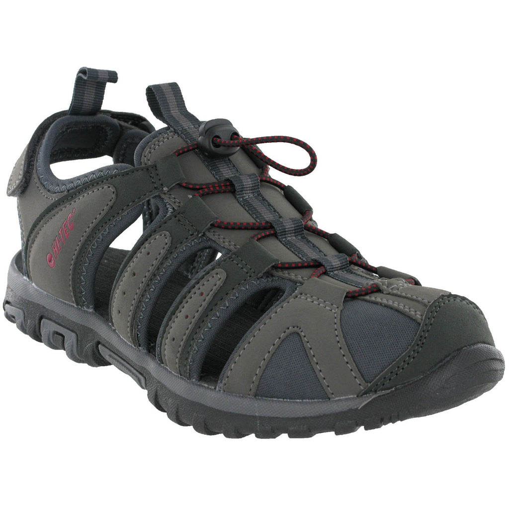 Hi-Tec Cove Closed Toe Sandals-ShoeShoeBeDo