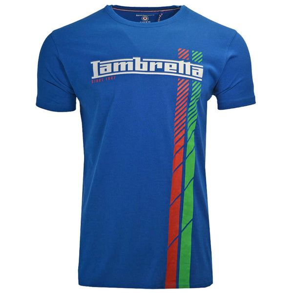 Lambretta Football T-Shirt