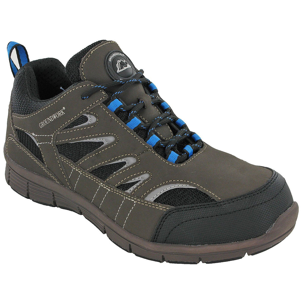 Groundwork GR43 Safety Trainers-ShoeShoeBeDo