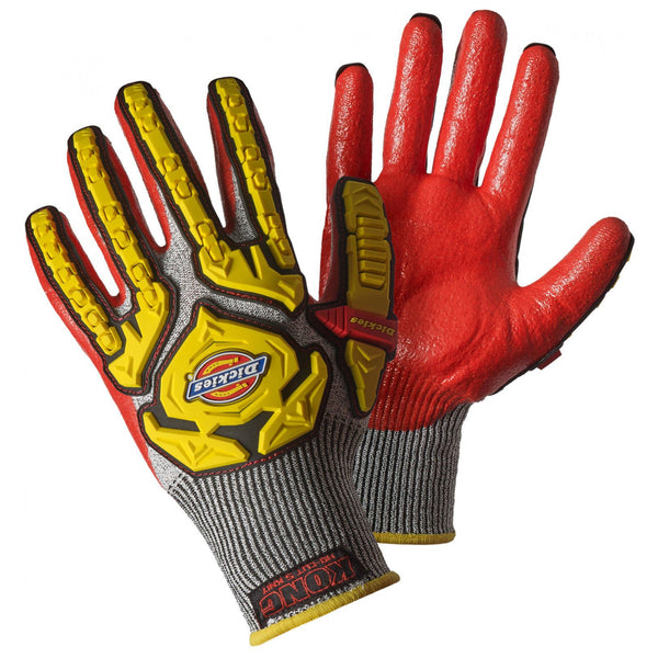 Dickies Heavy Duty Knit Gloves-ShoeShoeBeDo