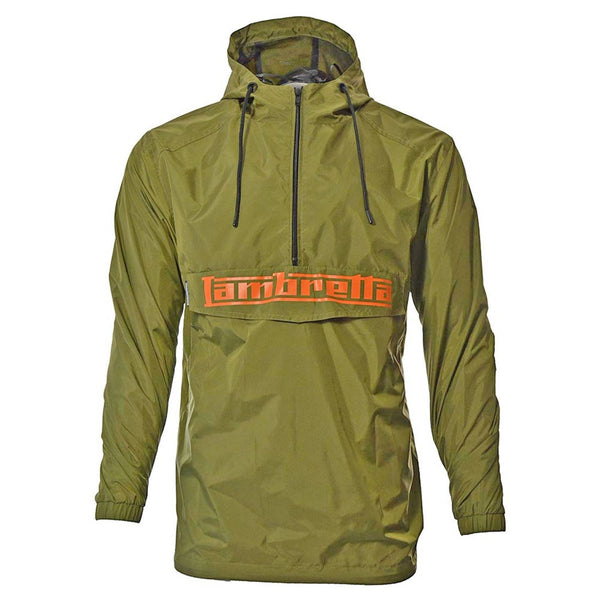 Lambretta Harrington Pullover Jacket