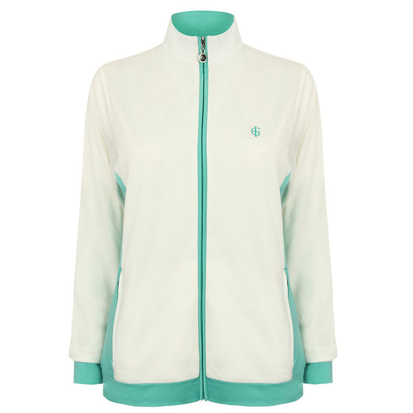 Island Green Full Zip Jacket