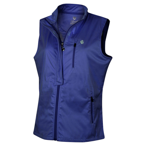 Island Green Lightweight Gilet