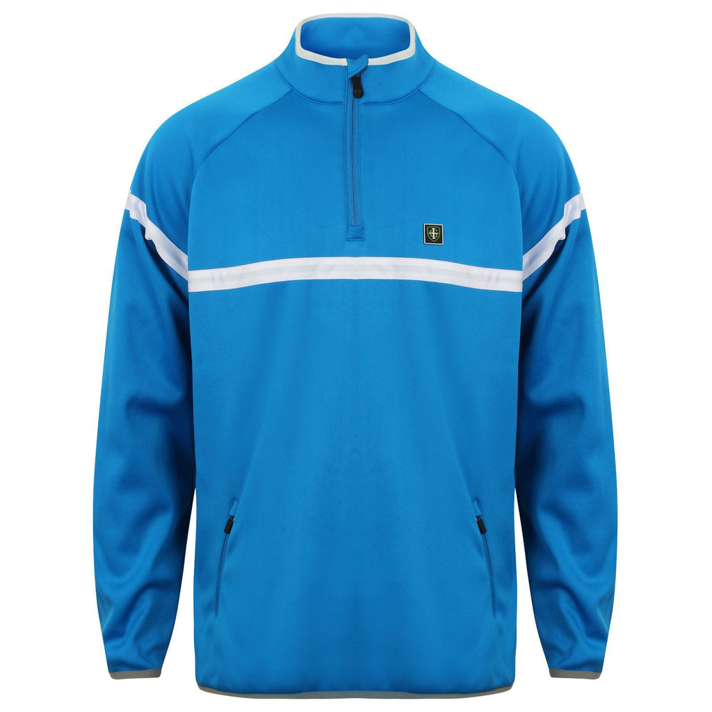 Island Green 1/4 Zip Fleece-ShoeShoeBeDo