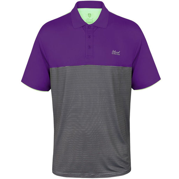 Island Green IGTS1647 Polo Shirt