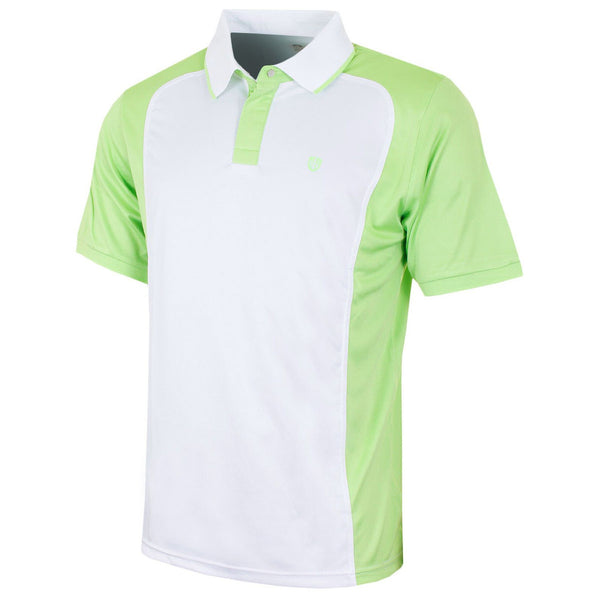 Island Green Two Tone Polo