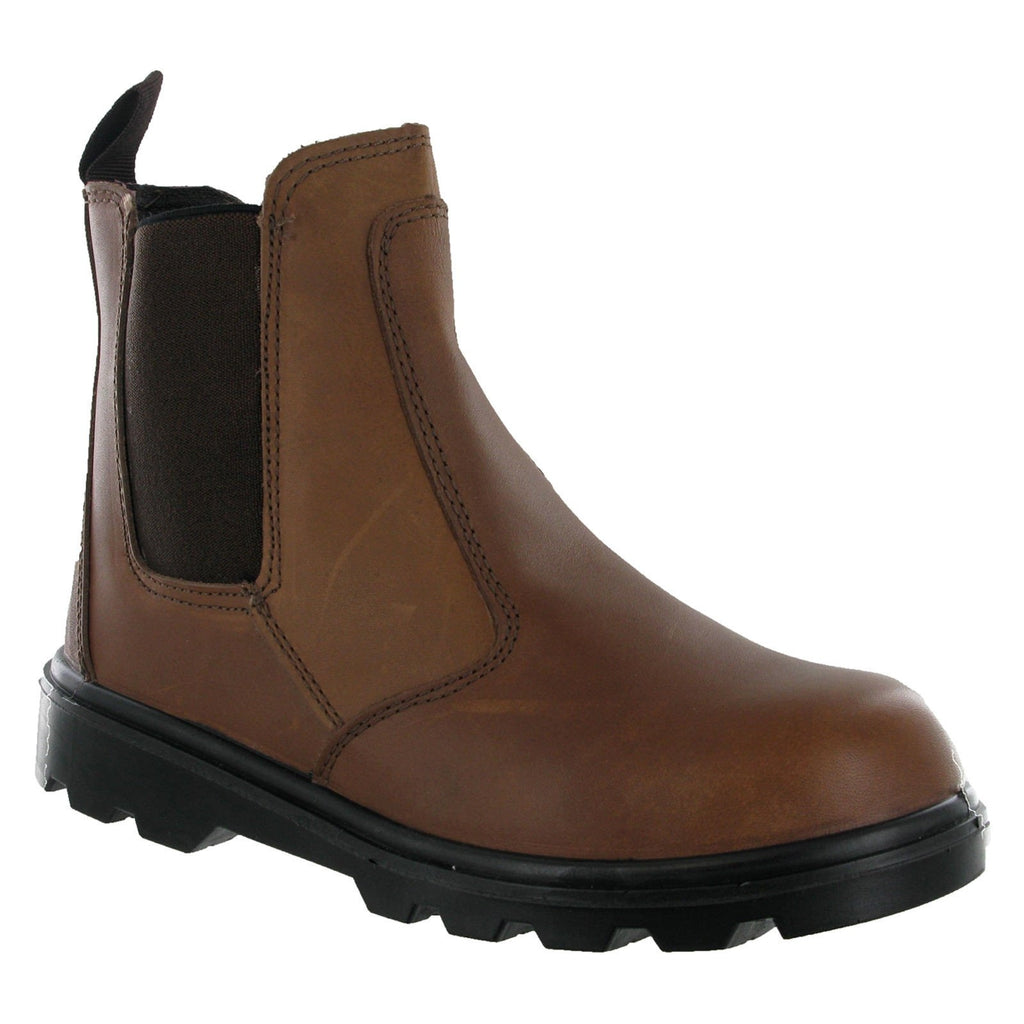 Grafters Dealer Safety Boots-ShoeShoeBeDo