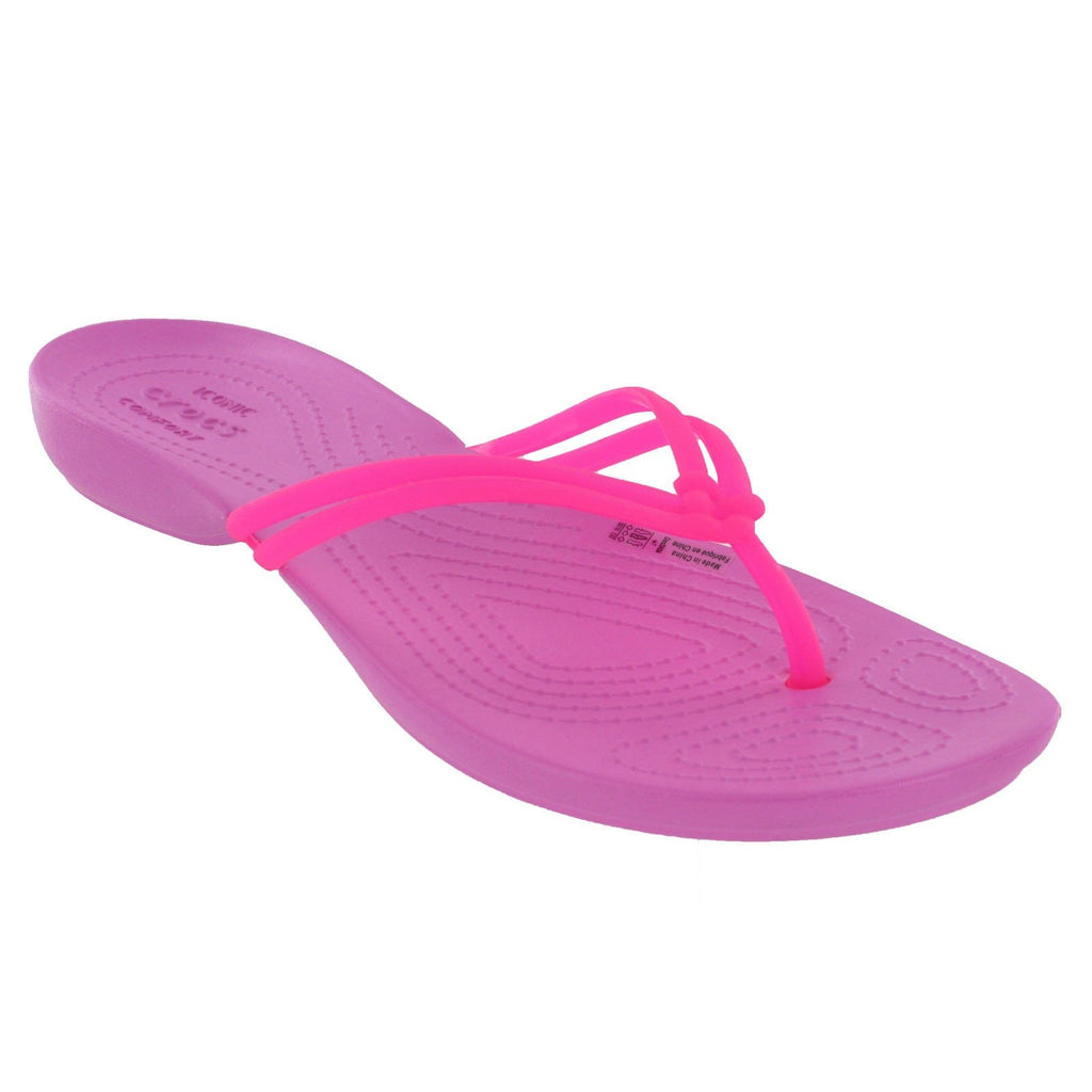 Crocs Isabella Flip Sandals-ShoeShoeBeDo
