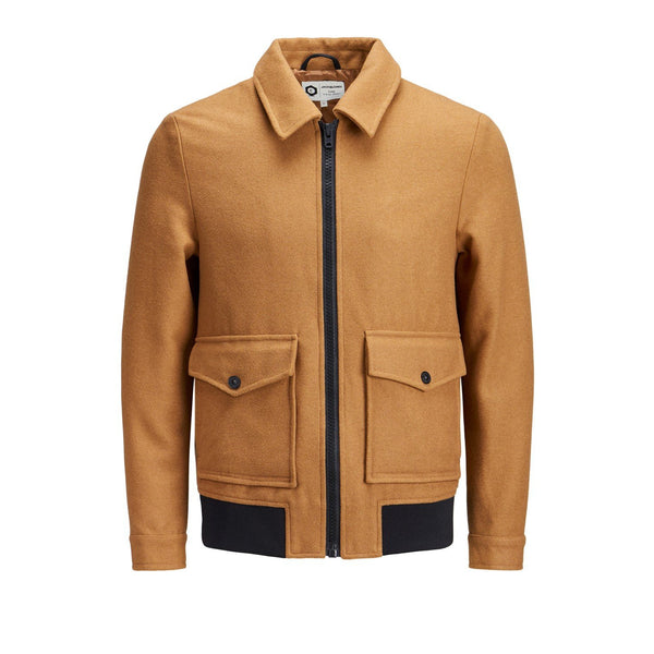 Jack & Jones JCOCheck Wool Jacket