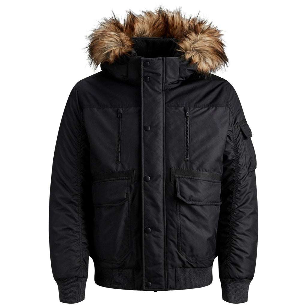 Jack & Jones JCOGlobe Bomber Jacket