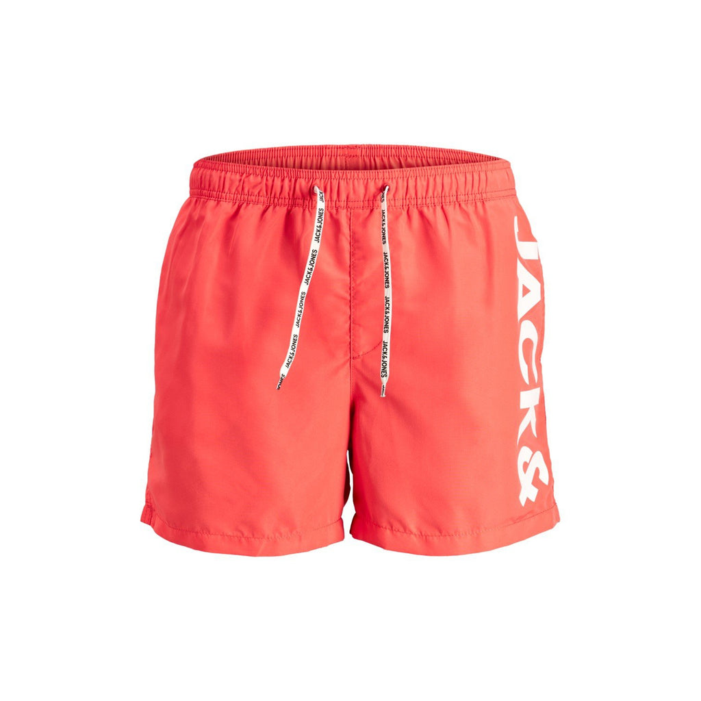 Jack & Jones JJICali AKM Jones Swim Shorts-ShoeShoeBeDo