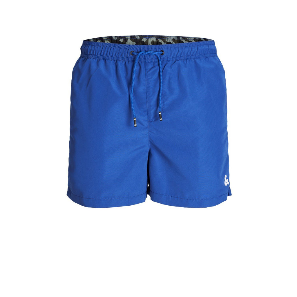 Jack & Jones JJICali AKM Camp Swim Shorts-ShoeShoeBeDo