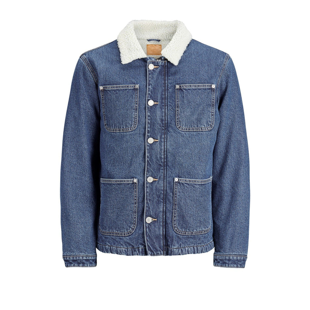 Jack & Jones JJIHank Denim Jacket-ShoeShoeBeDo