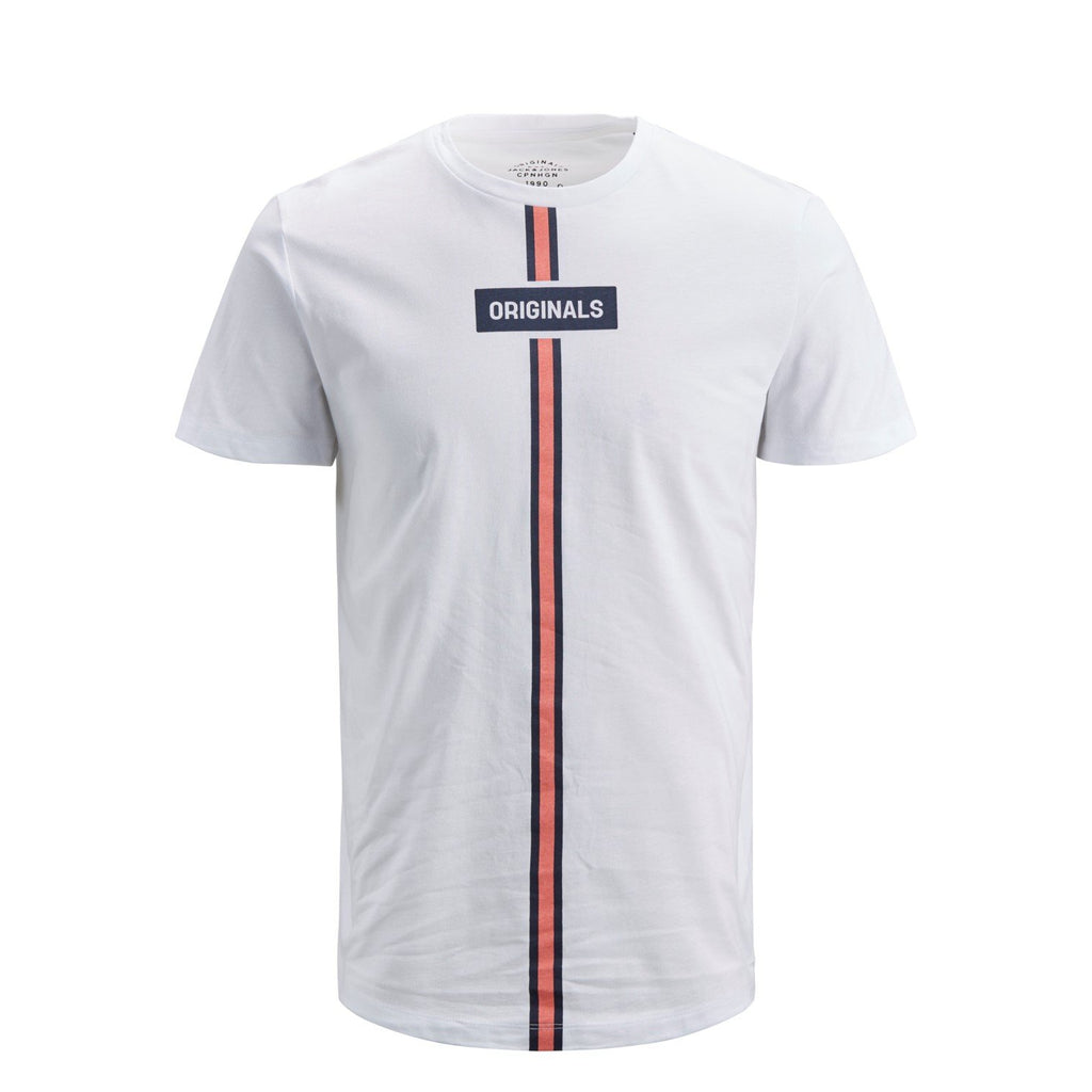 Jack & Jones Jorfibo T-Shirt-ShoeShoeBeDo