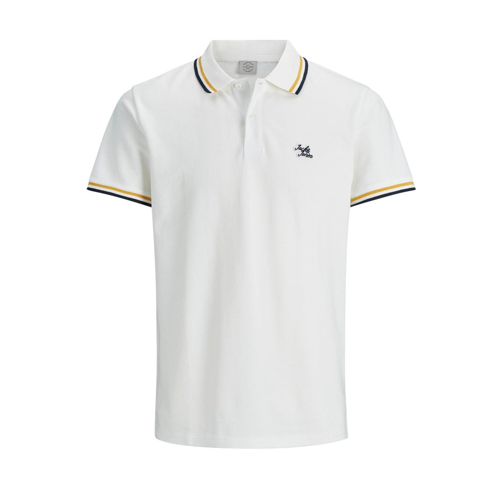 Jack Jones Polo JORPOP POLO SS Jack Jones soldes CIuEd8JvRR