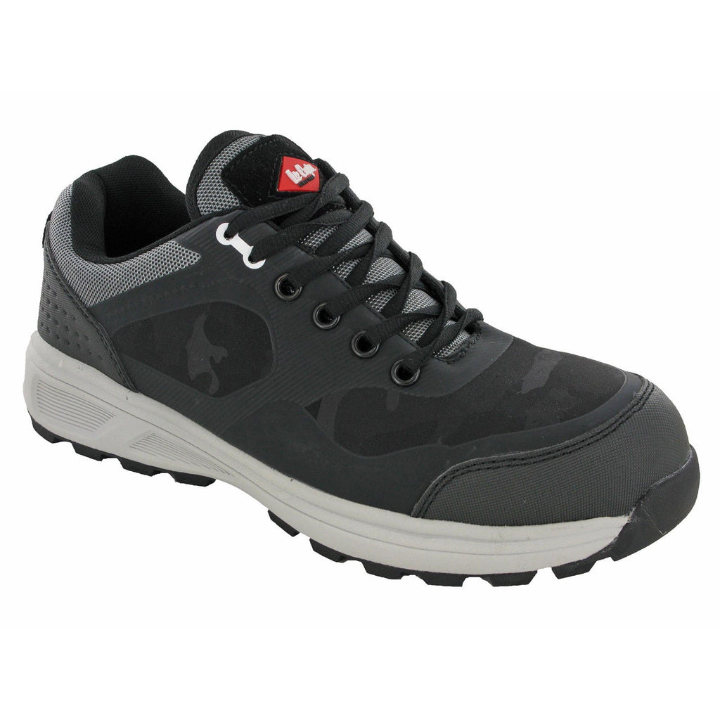 Lee Cooper LC-114 Safety Trainers-ShoeShoeBeDo