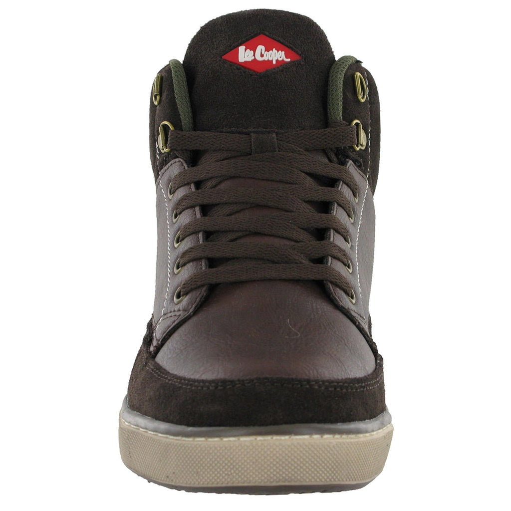 Lee Cooper LC-086 Hi-Top Safety Trainers