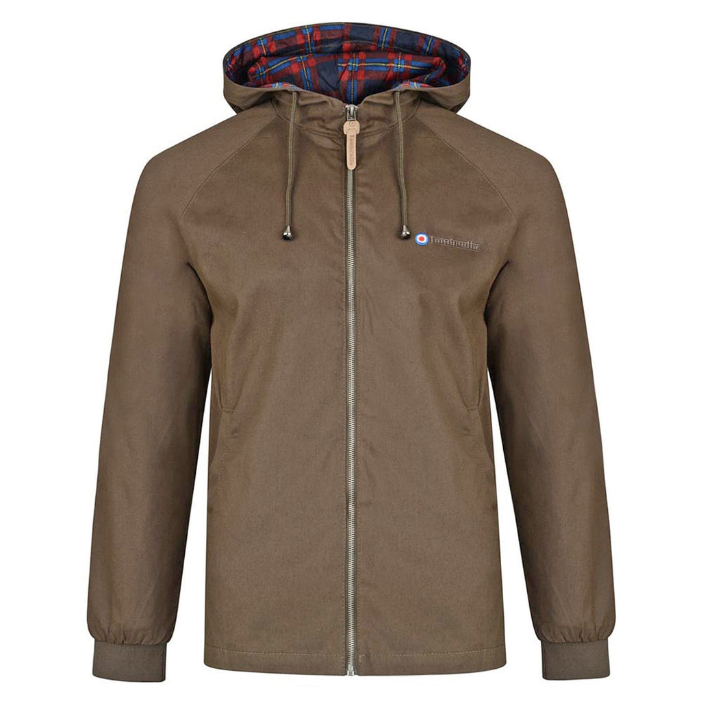 Lambretta LT1004 Hooded Jacket-ShoeShoeBeDo