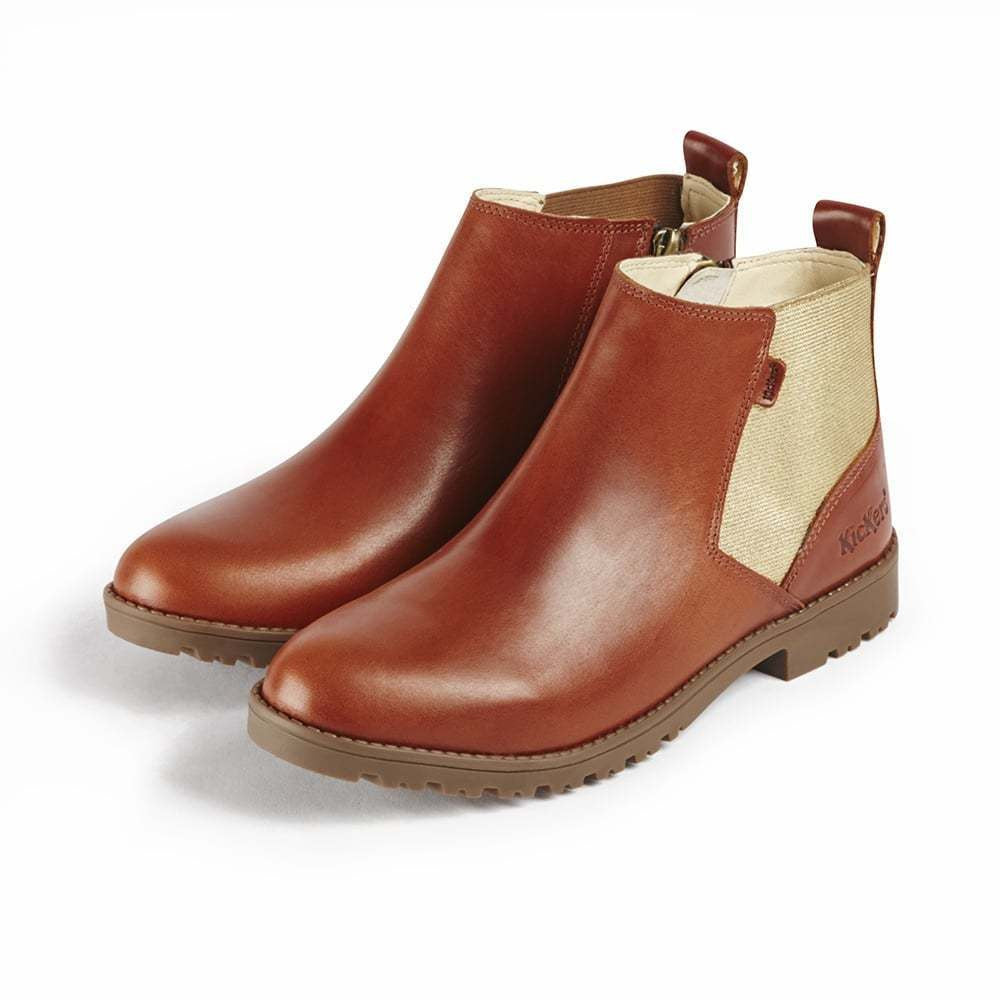 Kickers Lachly Chelsea Boots