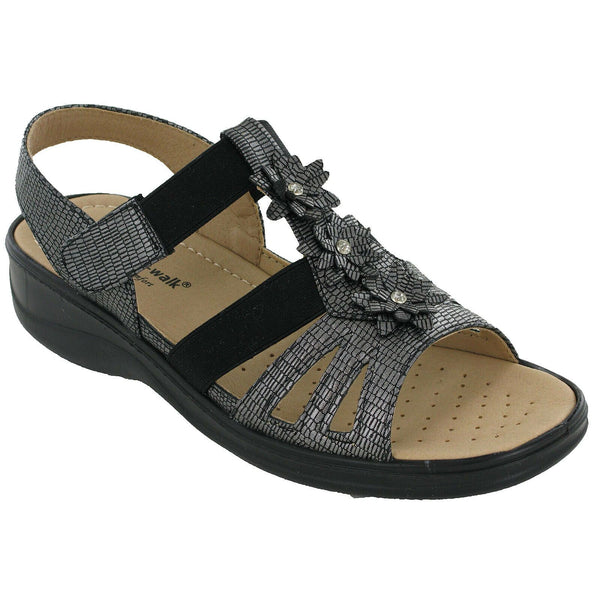 Cushion Walk Madison Sandals-ShoeShoeBeDo