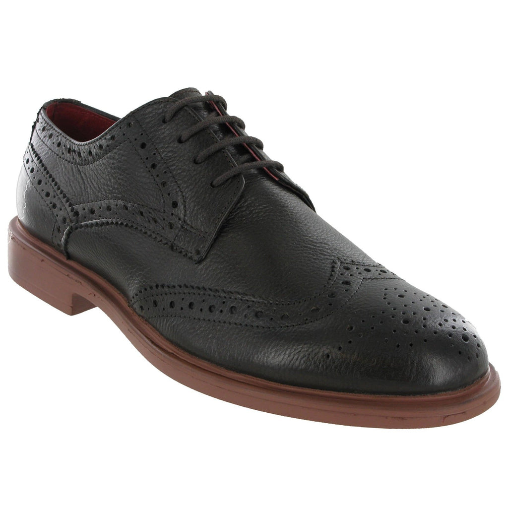 Lambretta Brogue Formal Shoes Casual Flats-ShoeShoeBeDo