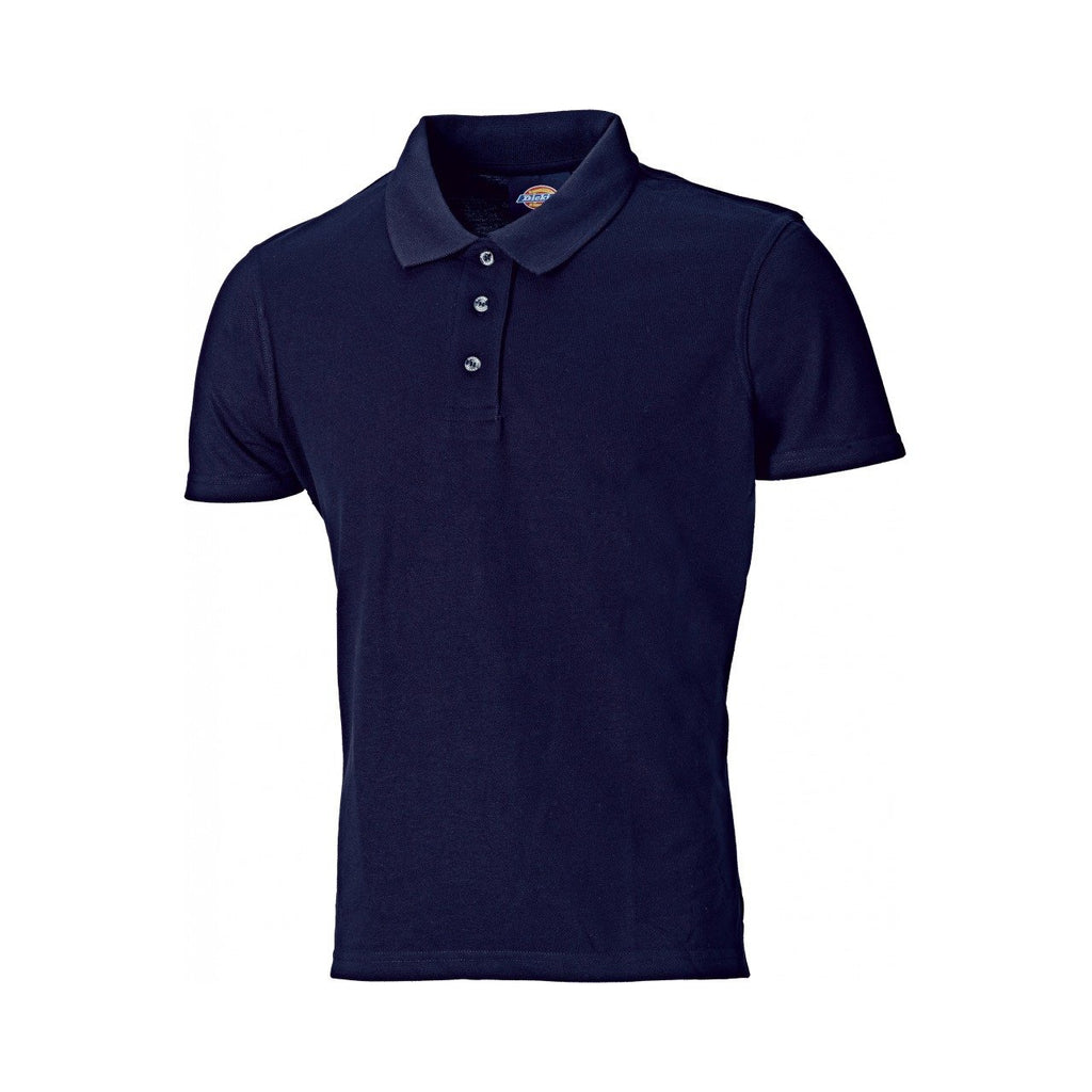Dickies Ladies Fitted Polo Shirt-ShoeShoeBeDo