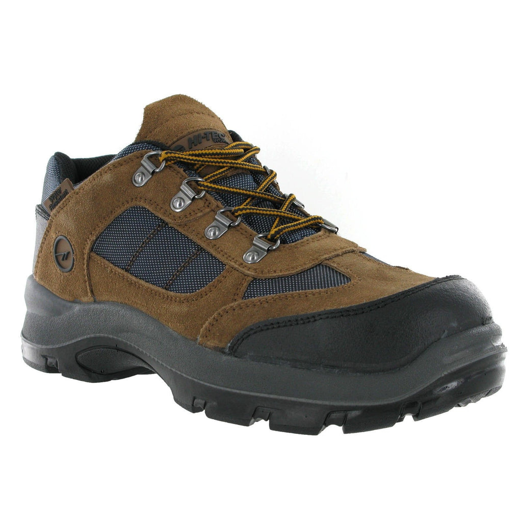 Hi-Tec Safehike Low Safety Trainers-ShoeShoeBeDo