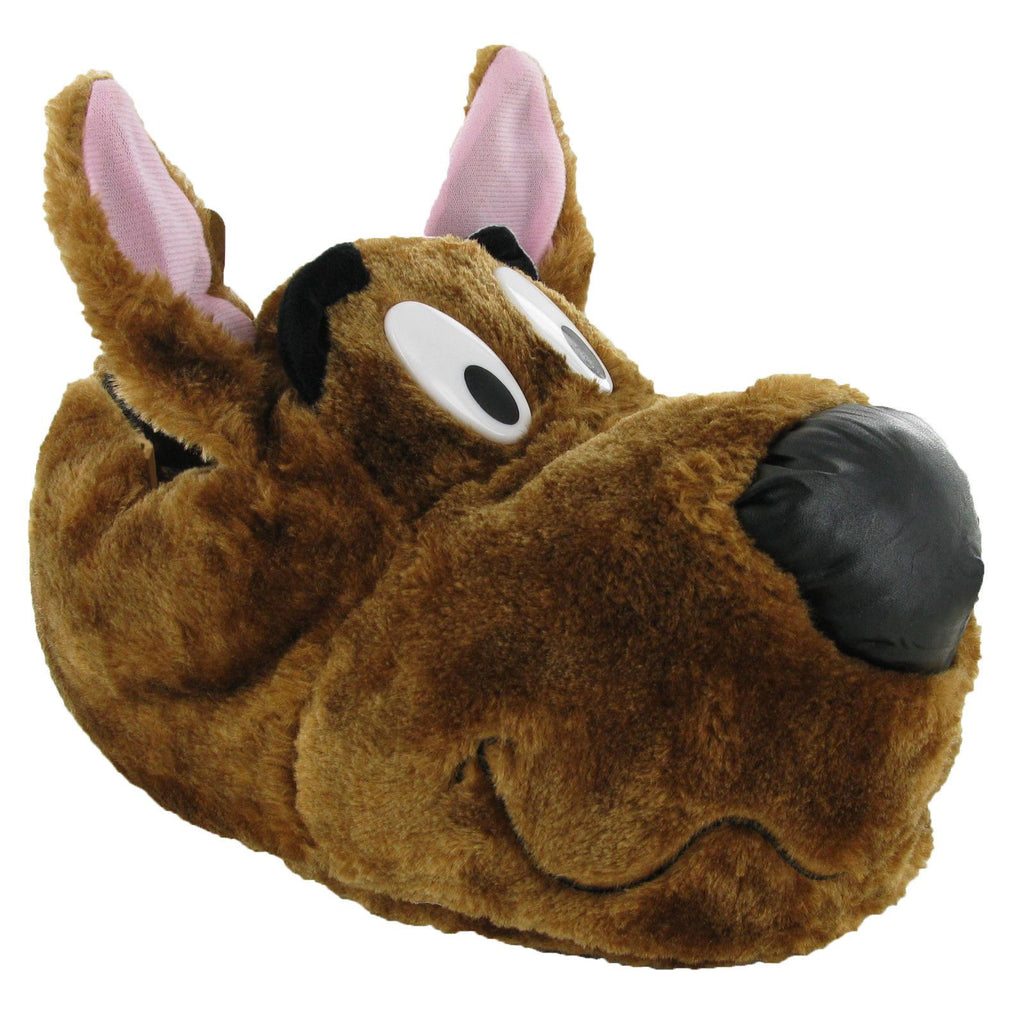 Scooby Doo Novelty Slippers-ShoeShoeBeDo