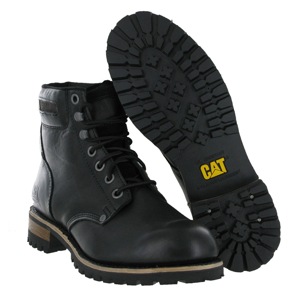 CAT Caterpillar Sequoia Ankle Boots