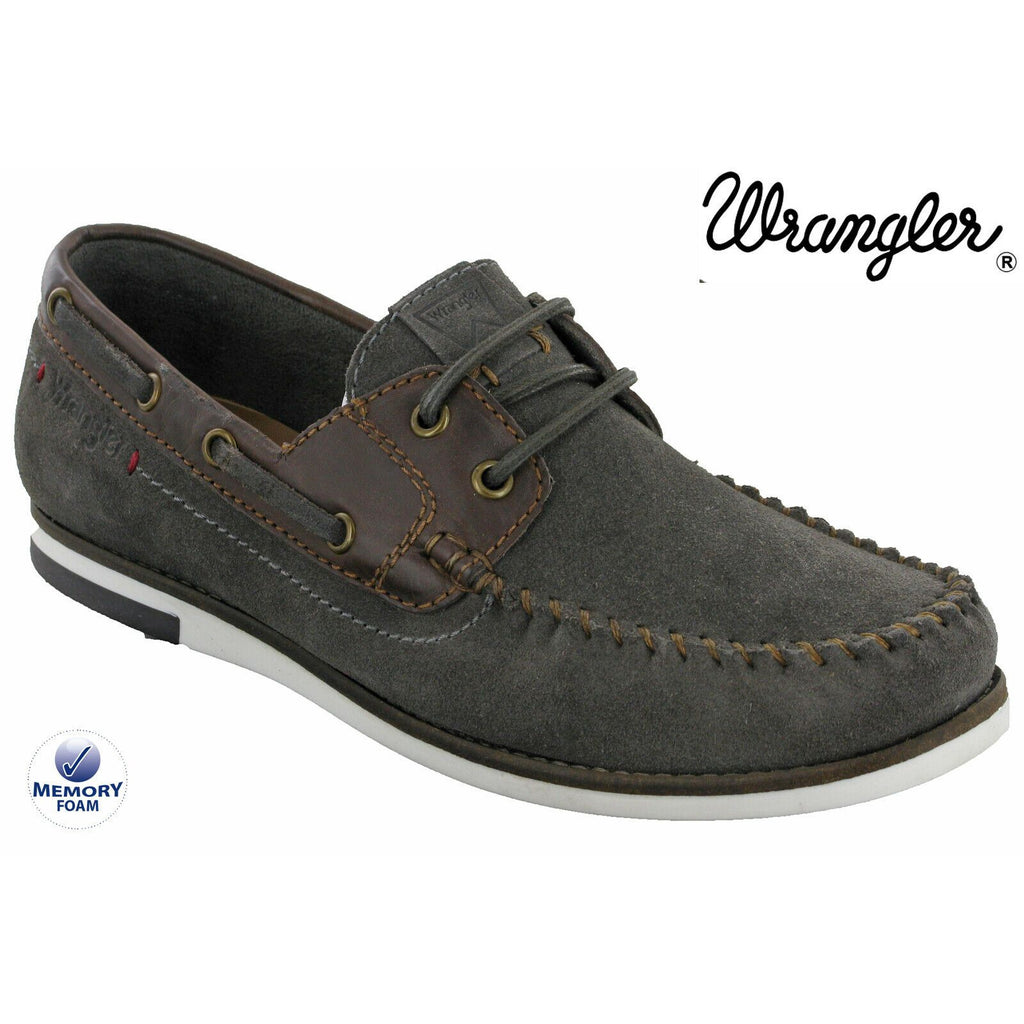 Wrangler Sharky Boat Shoes