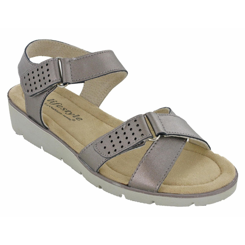 Cushion Walk Stephanie Sandals-ShoeShoeBeDo