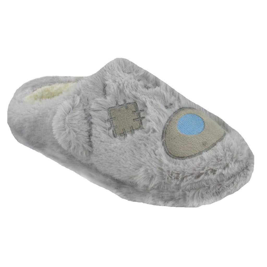 Tatty Teddy Novelty Mule Slippers-ShoeShoeBeDo