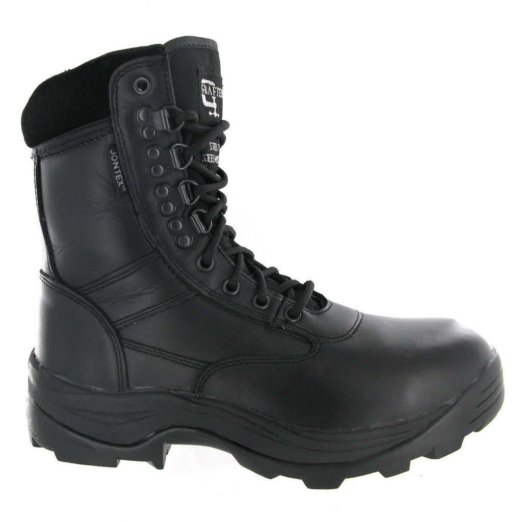 39692e8df97 Grafters Tornado Waterproof Safety Boots – ShoeShoeBeDo