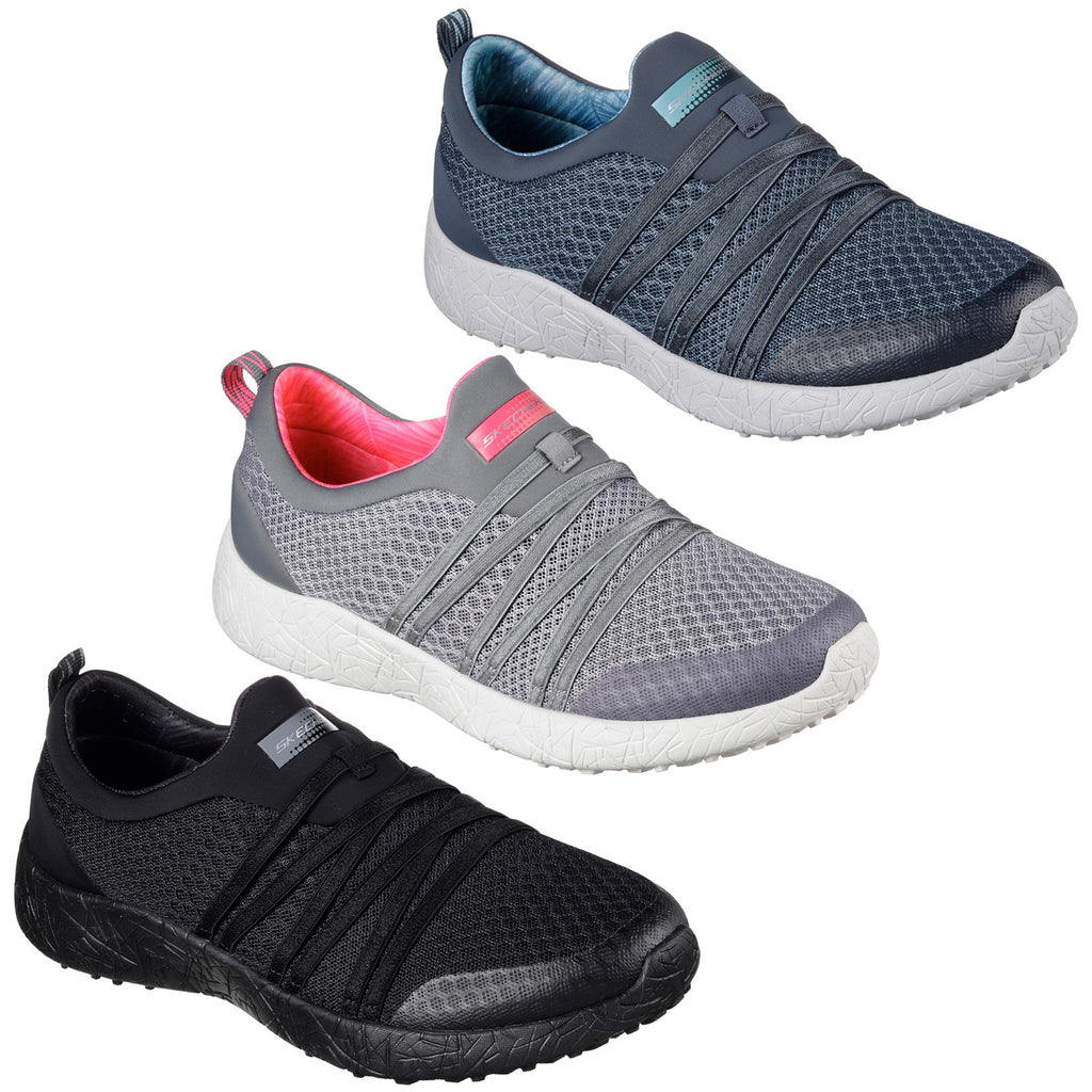 Skechers Burst Very Daring Trainers-ShoeShoeBeDo