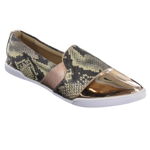 Butterfly Twists Vienna Flats