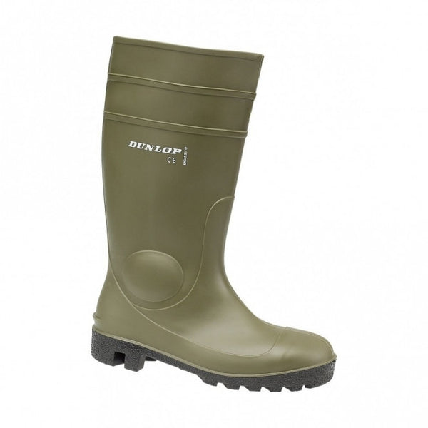 Dunlop Safety Wellington Boots
